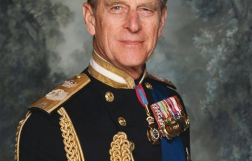 prince philip colour